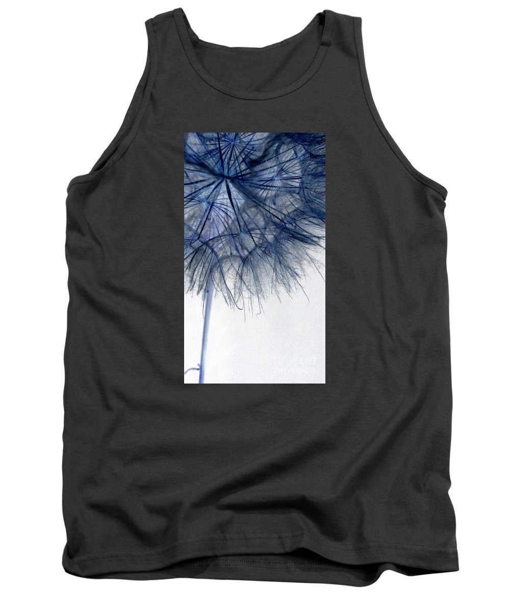 Dandelion Tank Top featuring the photograph Dandelion Twenty Five by LKB Art and Photography