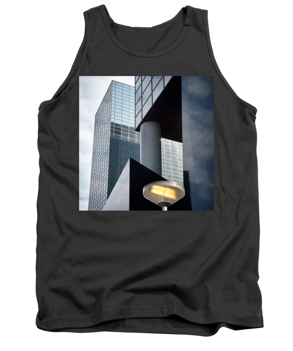 Business Tank Top featuring the photograph Day Light by Dave Bowman