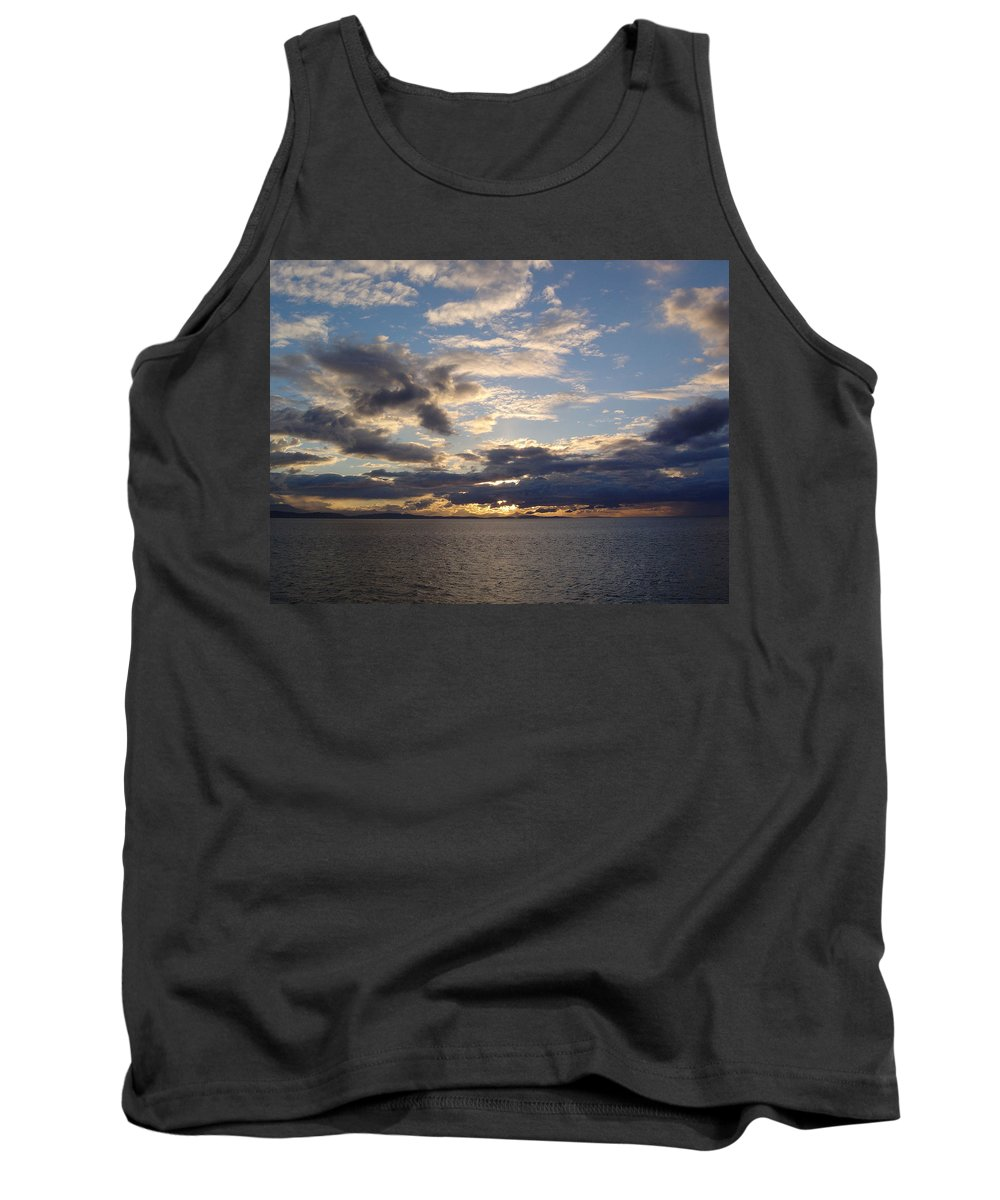 Tank Top featuring the photograph Days Gone Bye by Chris Artist