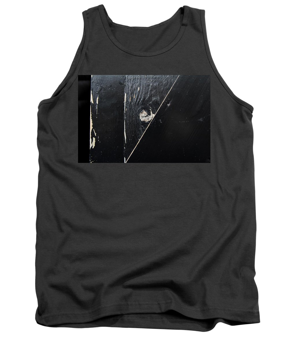 Wood Tank Top featuring the photograph Detail by Lholi