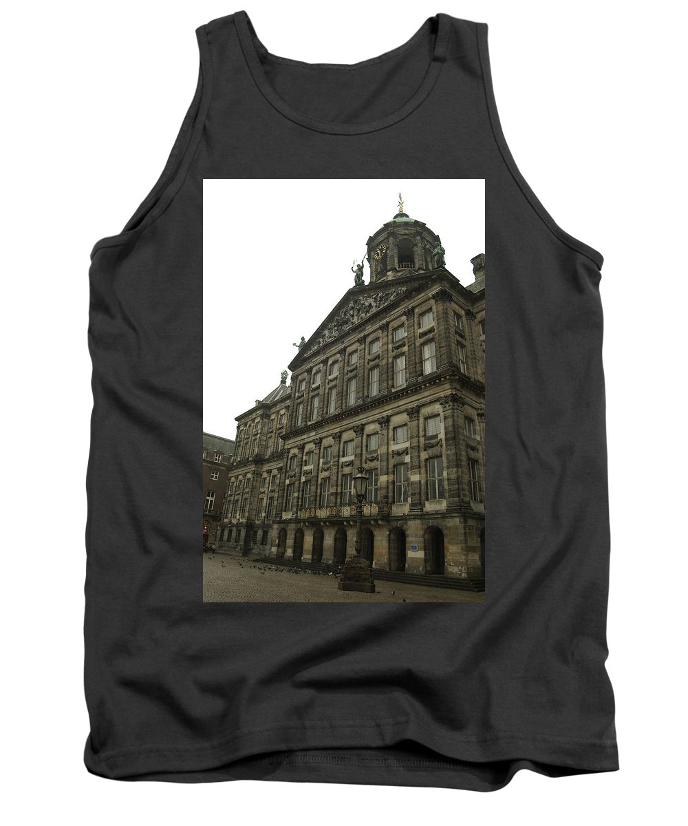 Landscape Tank Top featuring the photograph Dnrh1107 by Henry Butz
