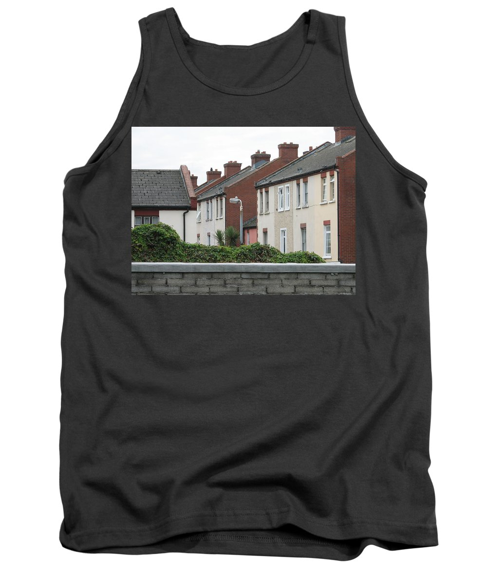 Dublin Tank Top featuring the photograph Dublin by Kelly Mezzapelle