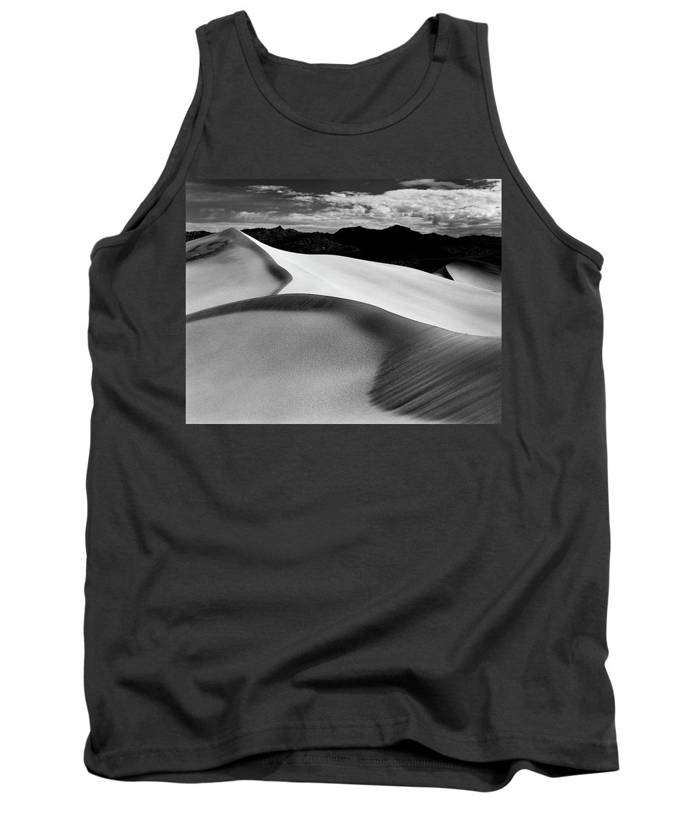 Sand Dunes Tank Top featuring the photograph Dv.021 by David DeMarco