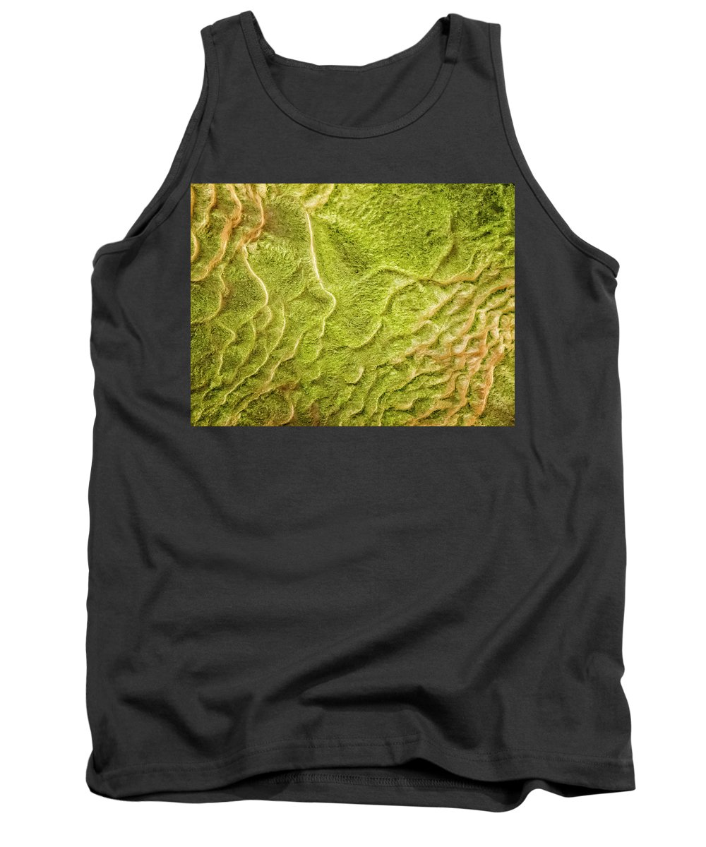 Iceland Tank Top featuring the photograph Earth Art 9516 by Karen Celella