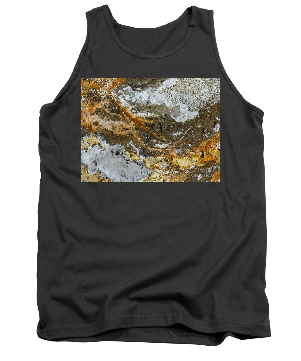 Elements Tank Top featuring the photograph Elements by Diane Greco-Lesser
