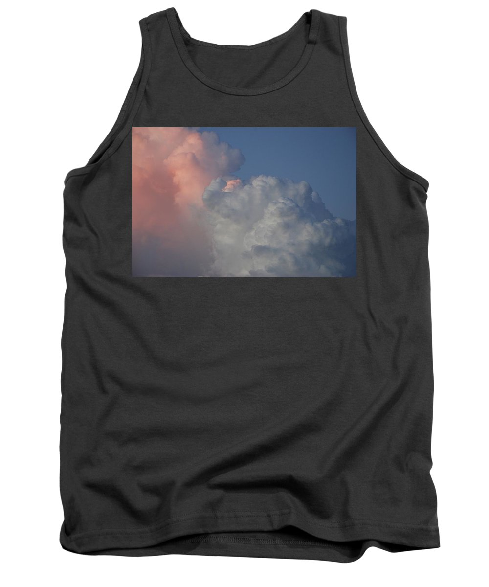 Clouds Tank Top featuring the photograph Elephant Sky by Rob Hans