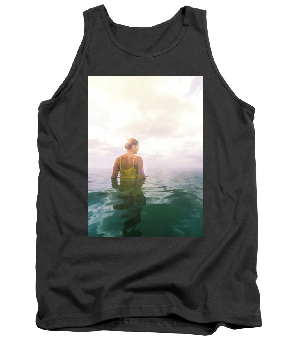Nature Landscape Photographs Tank Tops