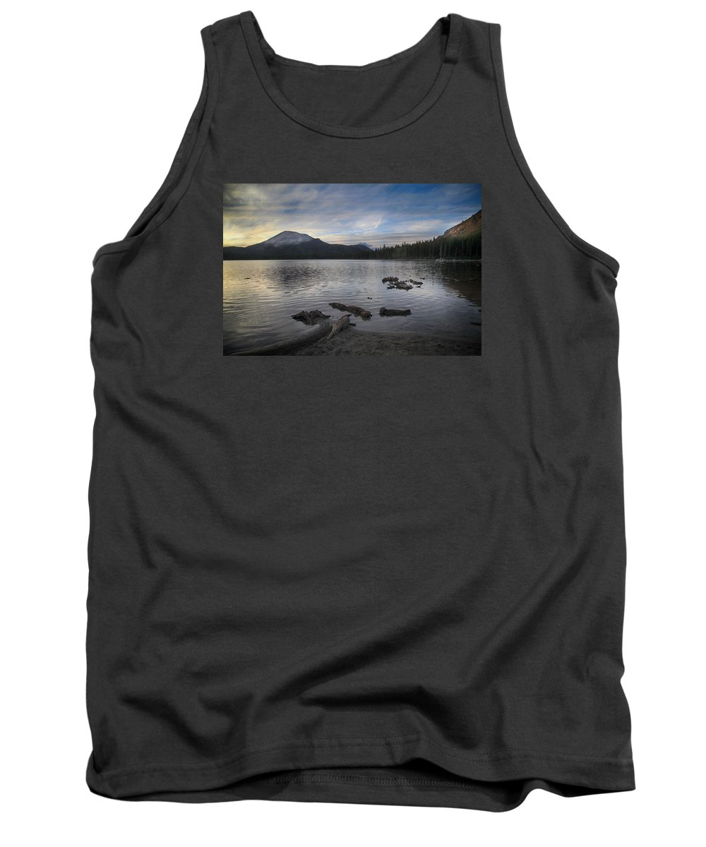 Lake Mary Tank Top featuring the photograph Even Though It's Been So Long by Laurie Search