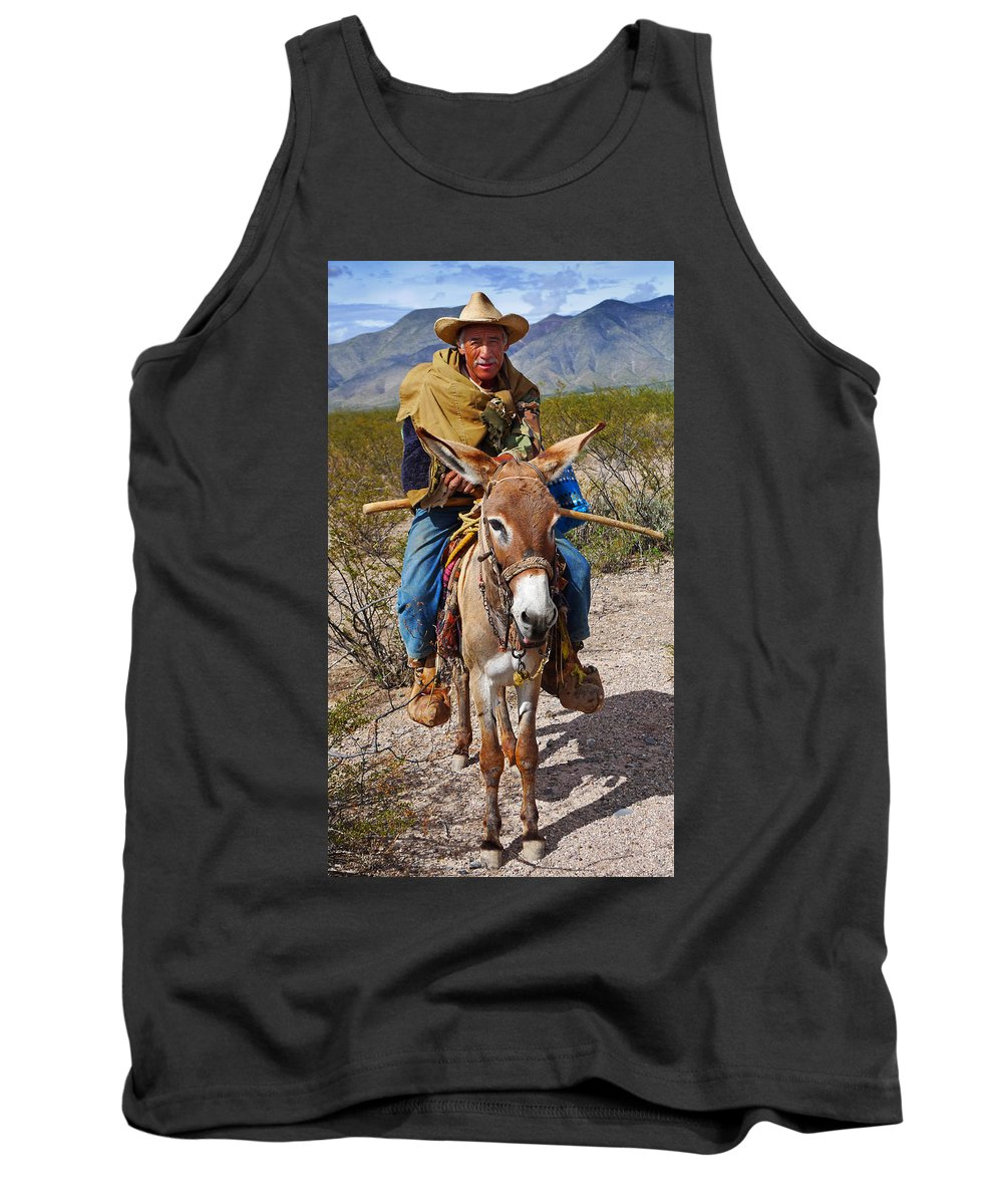 Skip Hunt Tank Top featuring the photograph Evuli by Skip Hunt