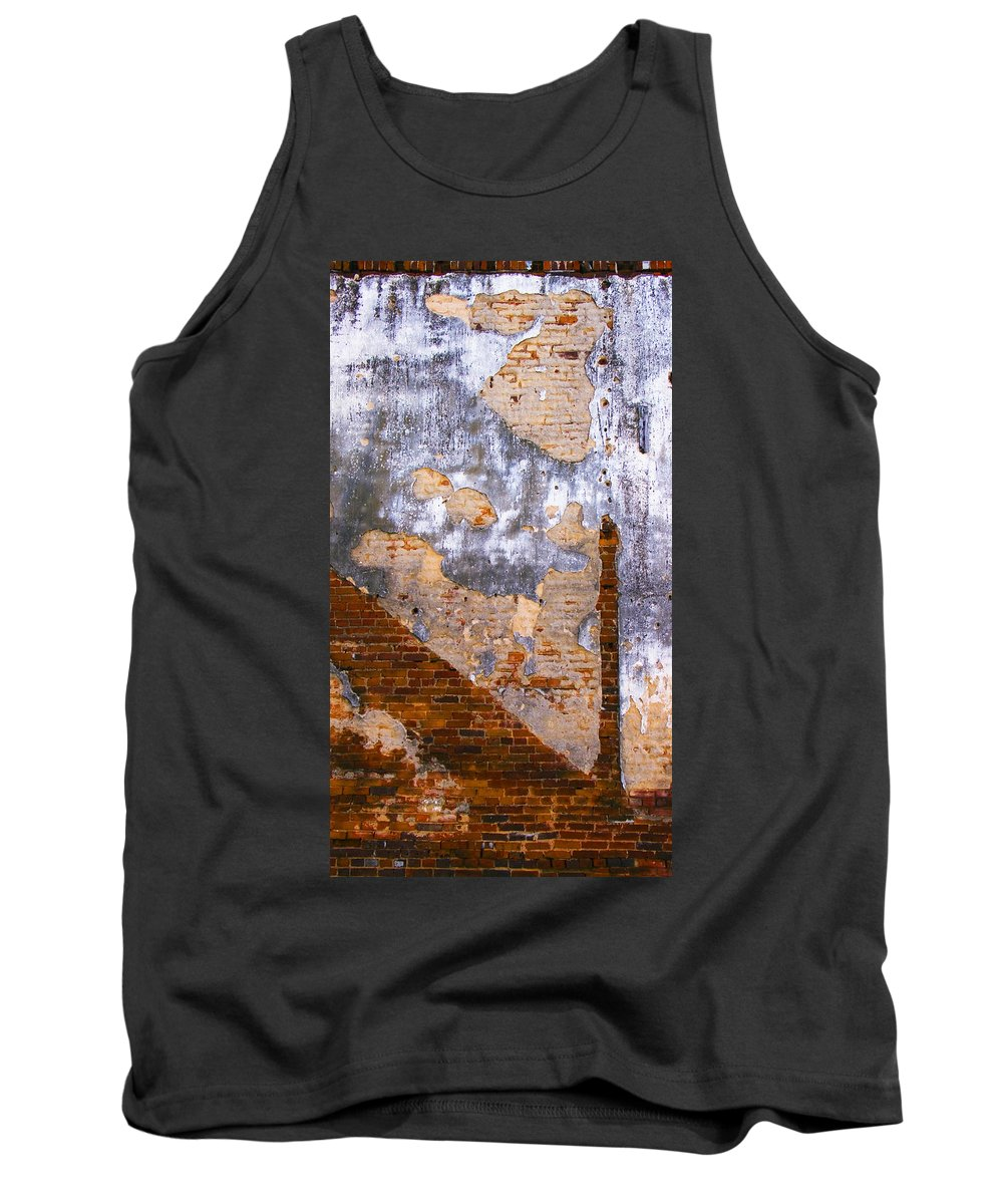 Architecture Tank Top featuring the photograph Finger Food by Skip Hunt