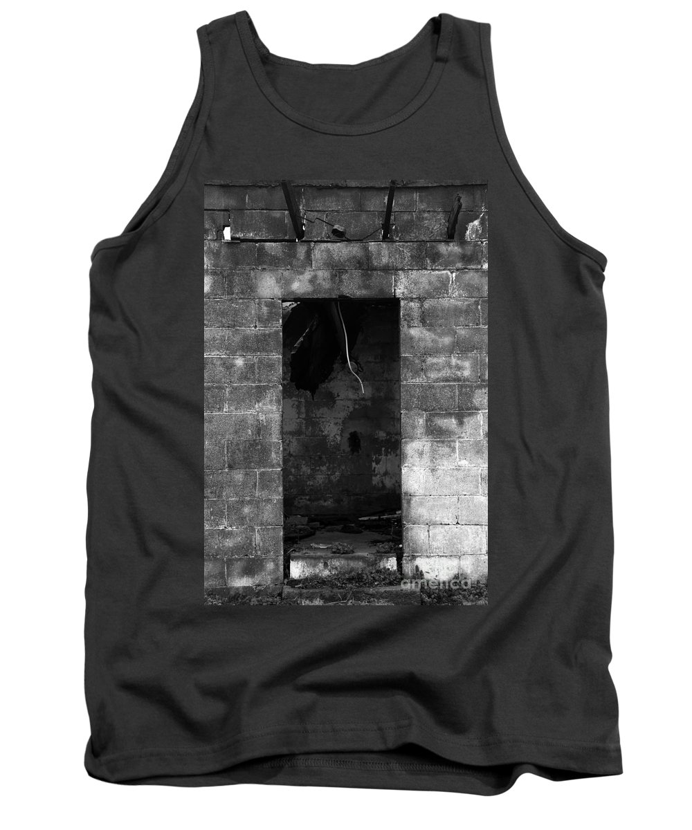 Fire Tank Top featuring the photograph Fire by Amanda Barcon