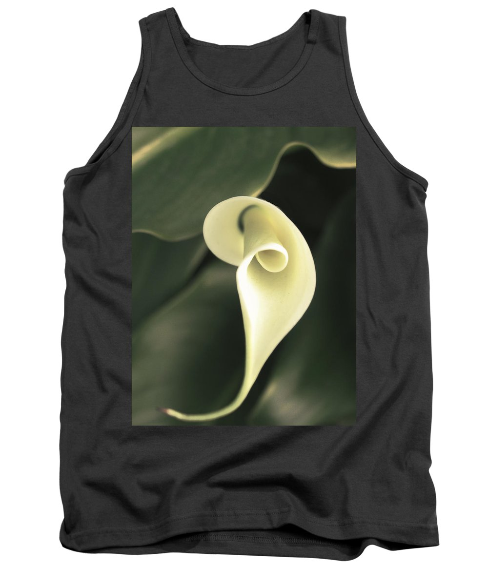 Flowers Tank Top featuring the photograph Flower Lily by Karen W Meyer