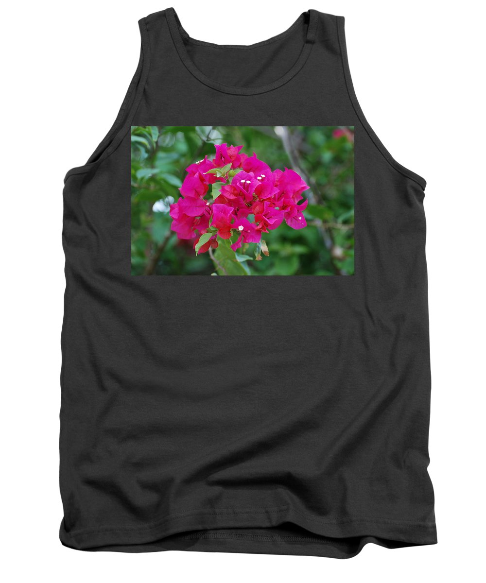 Flowers Tank Top featuring the photograph Flowers by Rob Hans