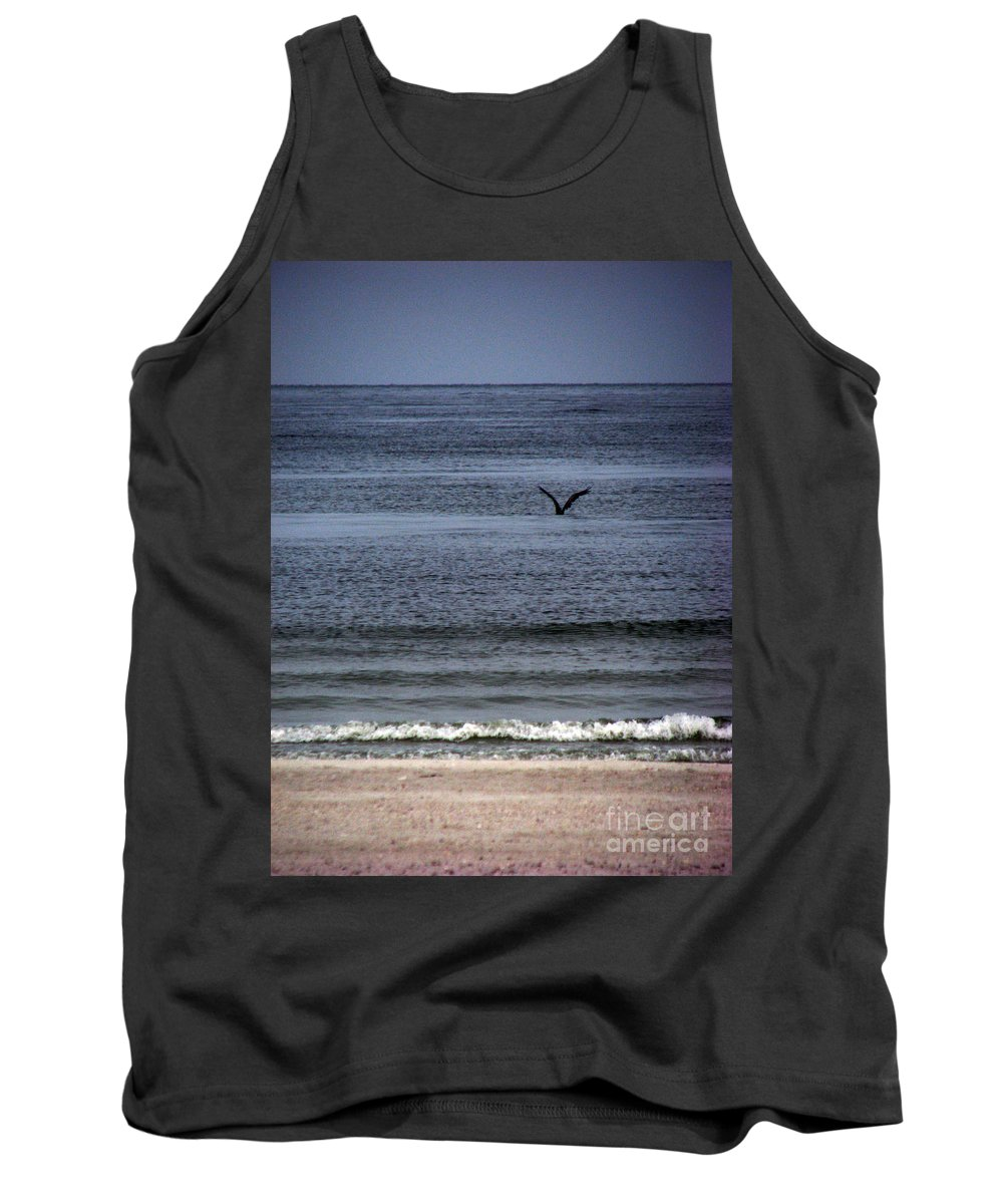 Photography Tank Top featuring the photograph Food by Amanda Barcon