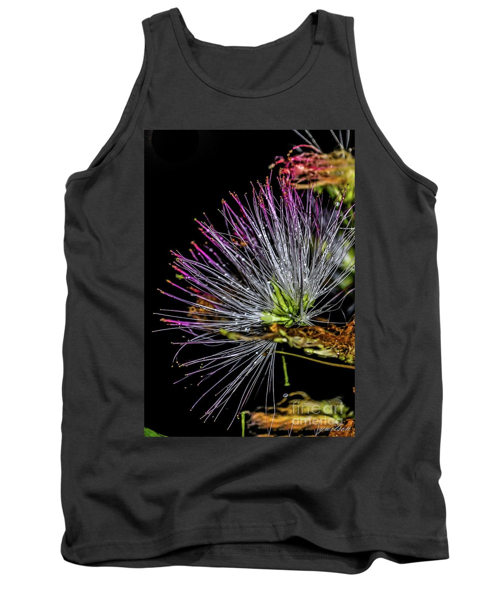 Formosa Tank Top featuring the photograph Formosa by Yvette Wilson