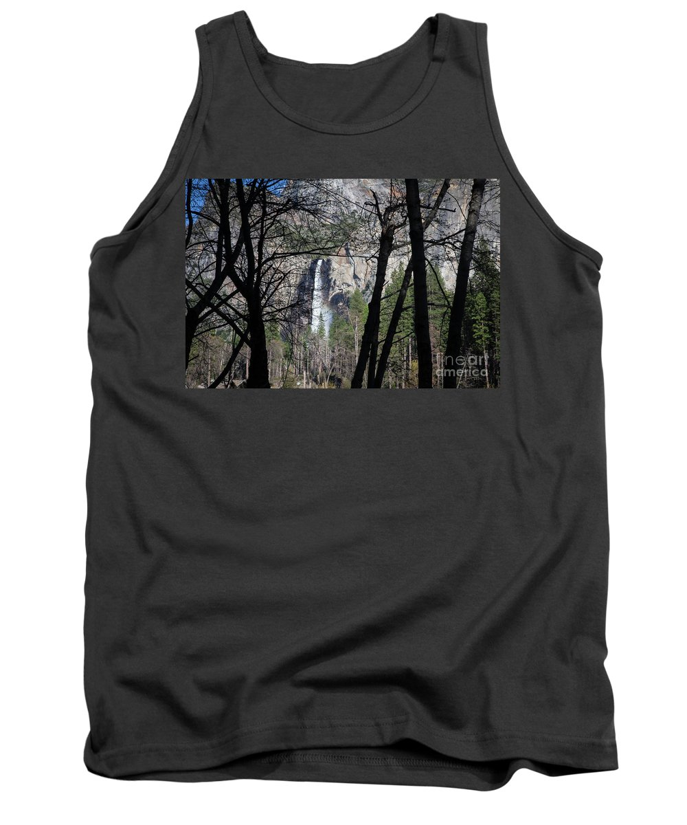 Fall Tank Top featuring the photograph Framed by Sylvia Sanchez