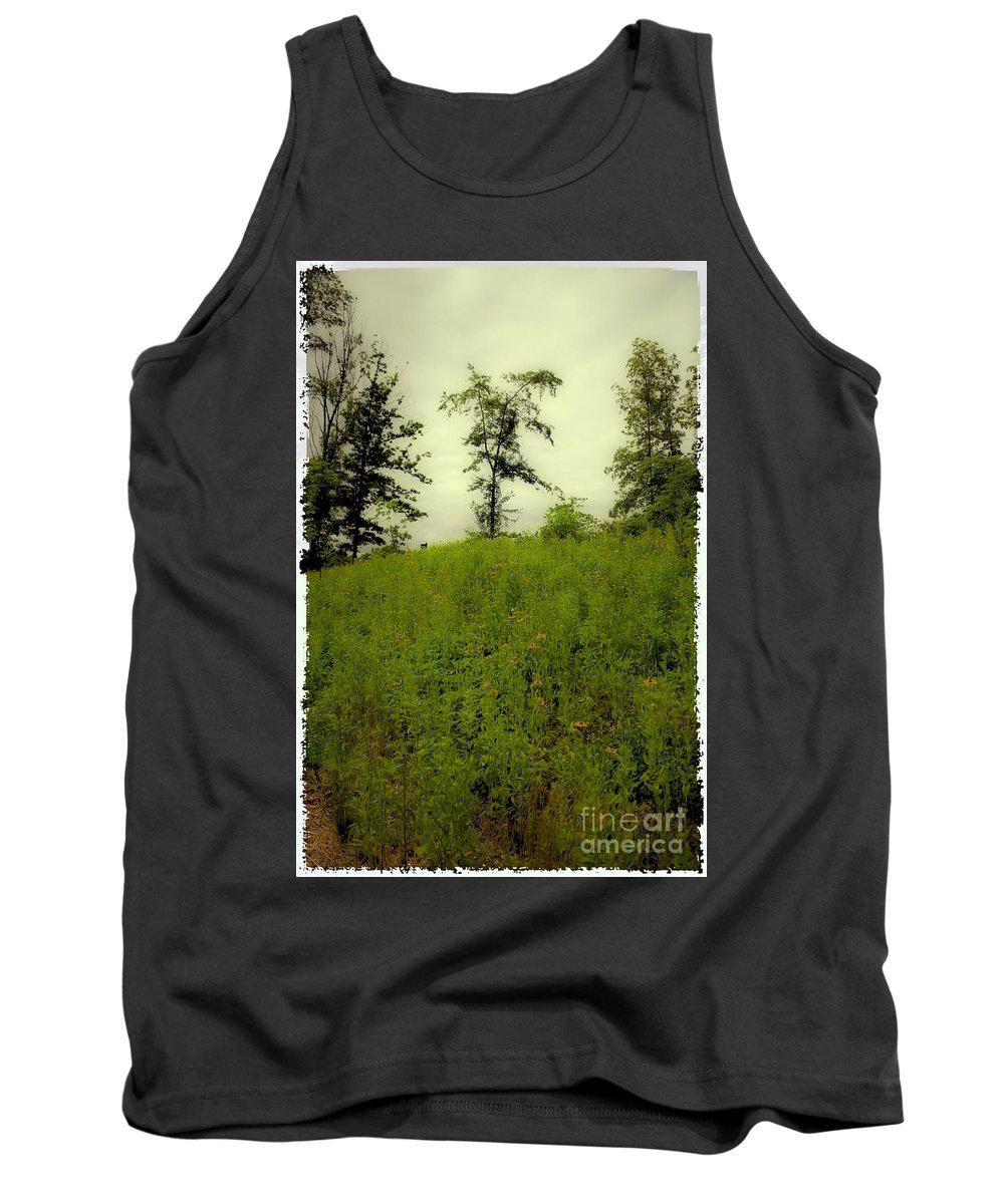 Landscape Tank Top featuring the photograph Gettysburg Landscape by Madeline Ellis