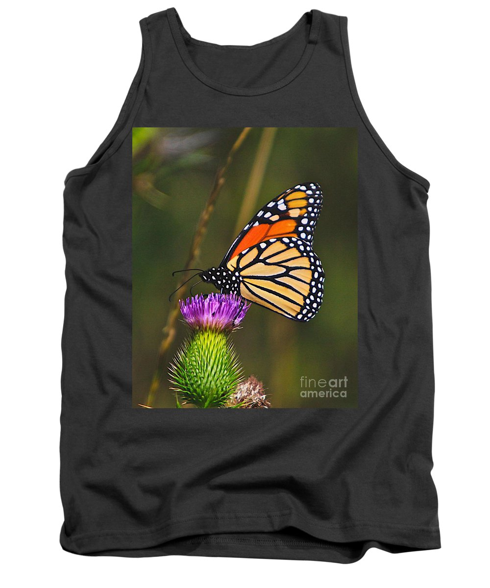 Related Tags: Tank Top featuring the photograph Gods Creation-16 by Robert Pearson