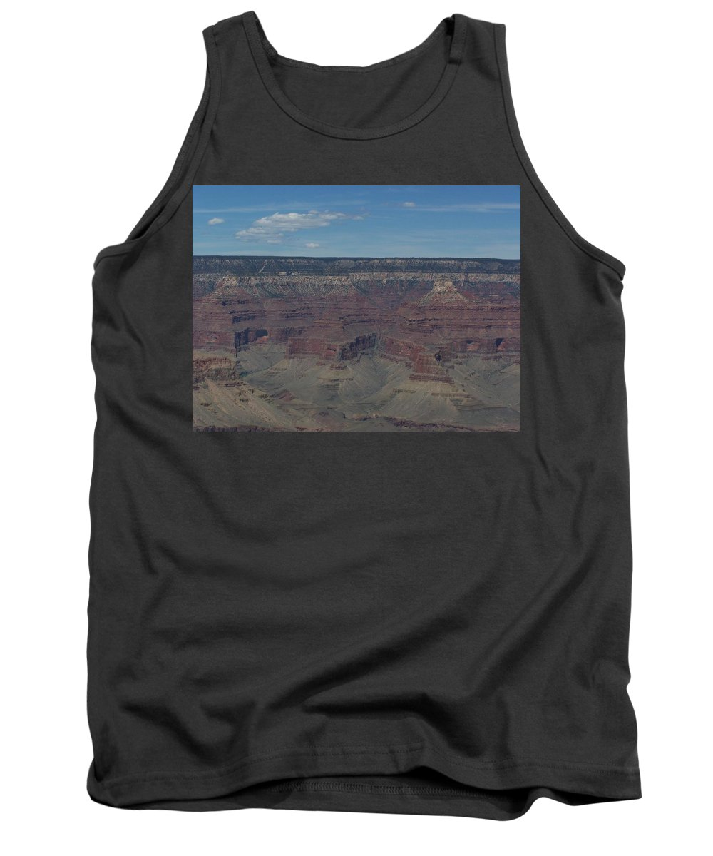 Grand Canyon South Rim Tank Top featuring the photograph Grand Canyon 4 by Erin Rosenblum