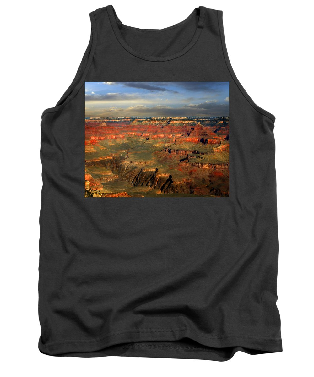 Grand Canyon Tank Top featuring the photograph Grand Canyon by Anthony Jones