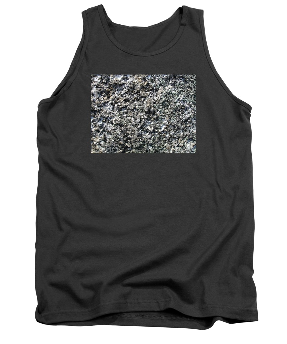 Granite Tank Top featuring the photograph Granite Mountains by Chad Natti