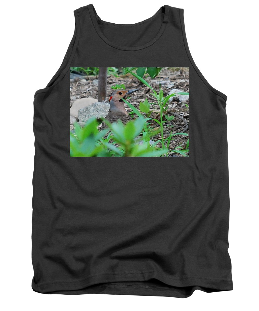 Flicker Tank Top featuring the photograph Has Anyone Seen Flick by Lori Tambakis