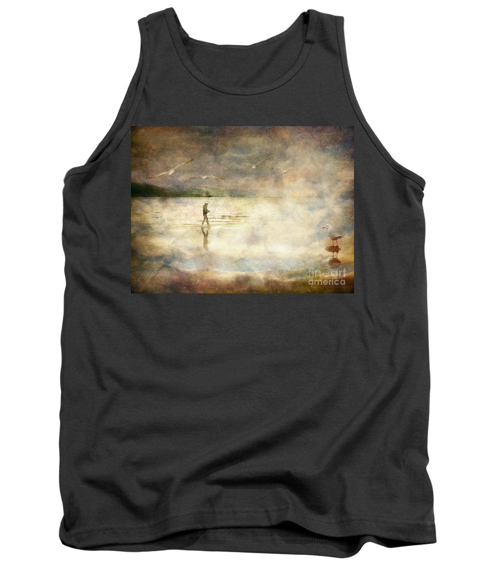 Birds Tank Top featuring the photograph Helpless by Tara Turner