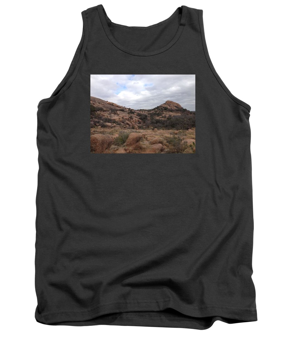 Landscape Tank Top featuring the photograph Hard Hikes by Kyle Carter