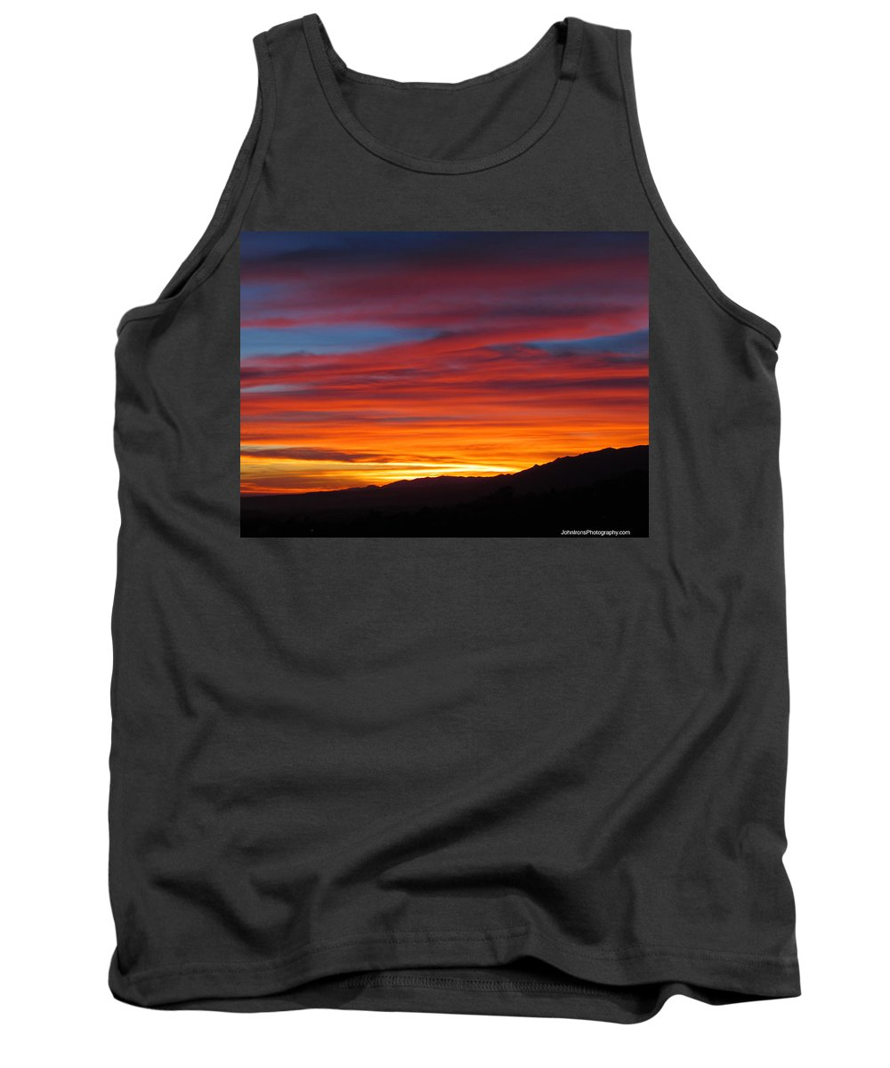 Art Sale Tank Top featuring the photograph His Perfection by John Irons