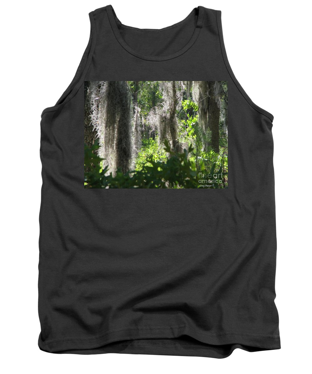 Florida Tank Top featuring the photograph Home by Greg Patzer