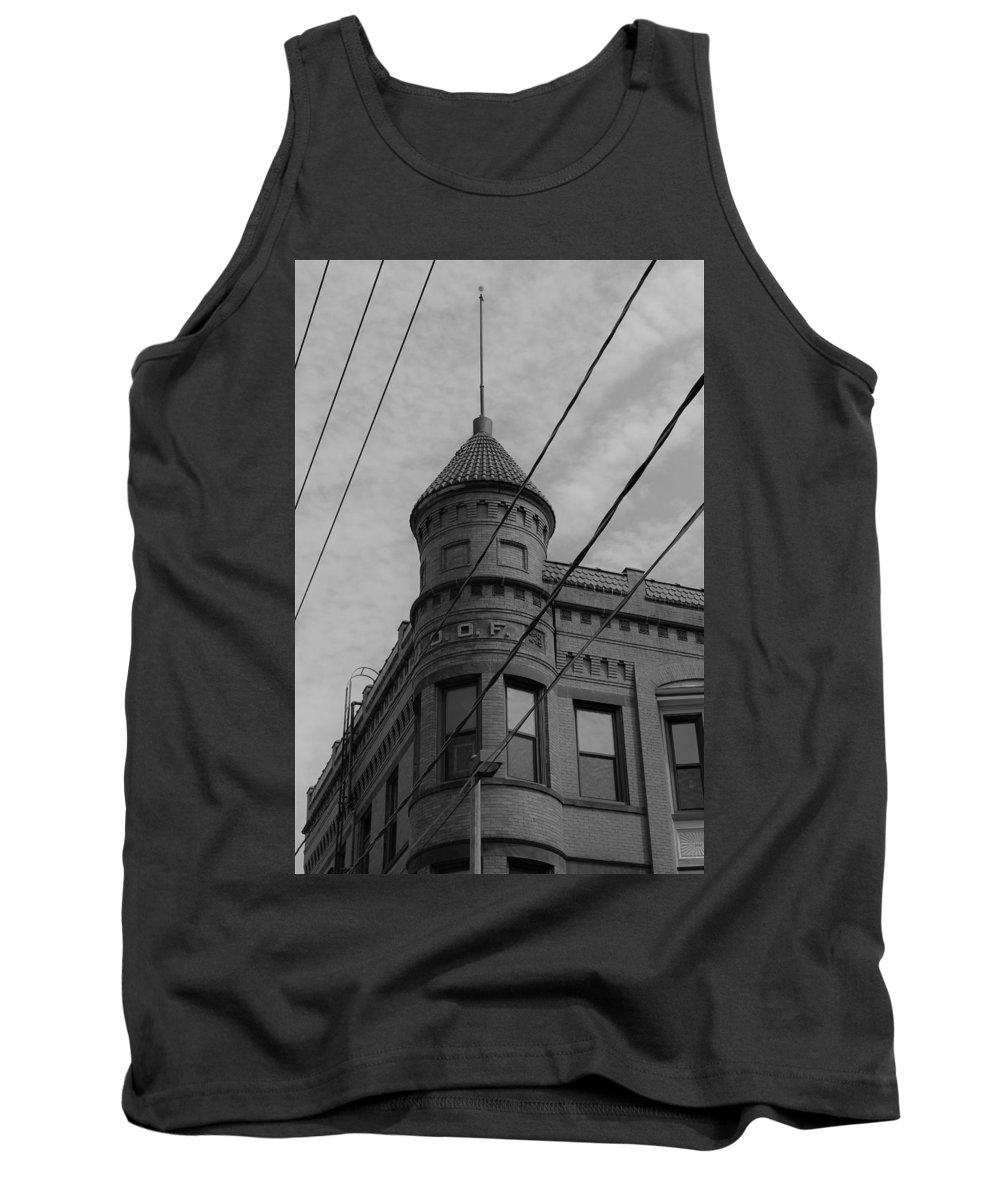 Tank Top featuring the photograph House by John Bichler