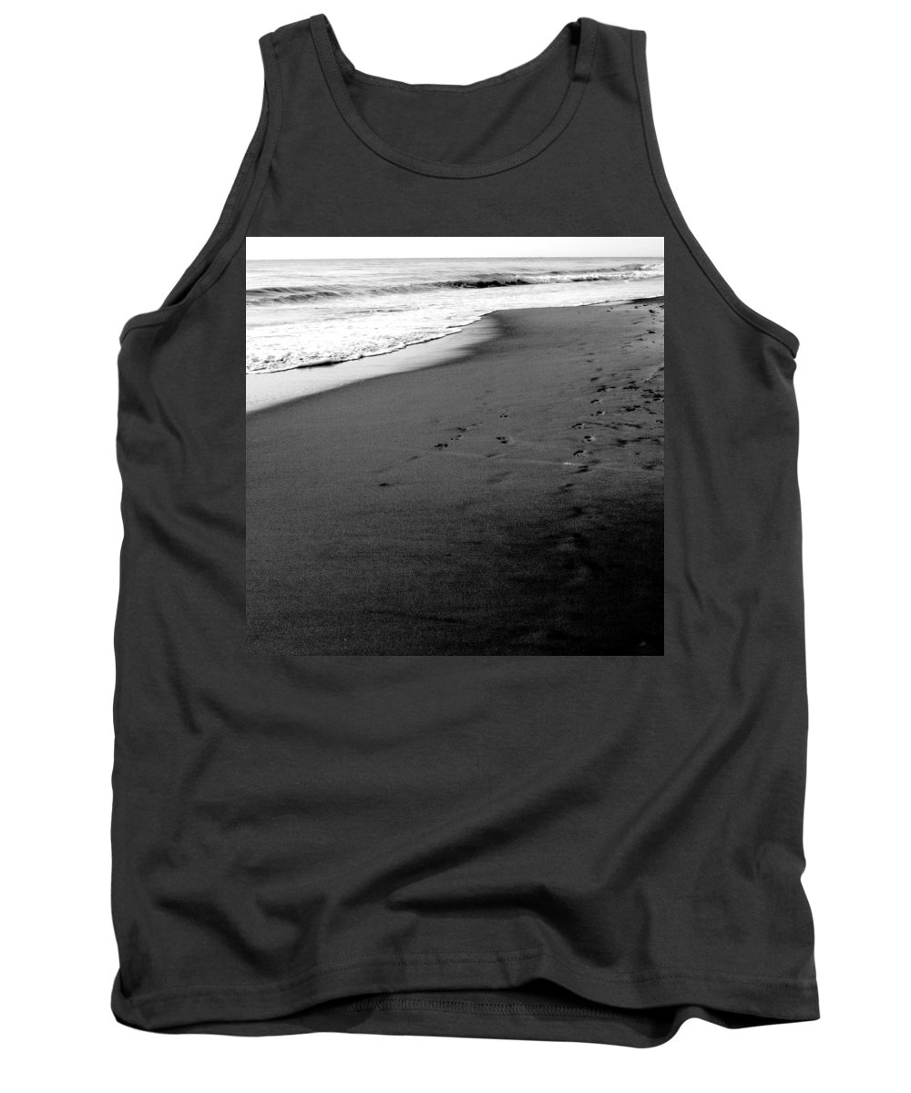Photograph Tank Top featuring the photograph In My Thoughts by Jean Macaluso