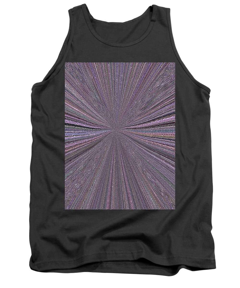 Inward Tank Top featuring the photograph Inward by Tim Allen