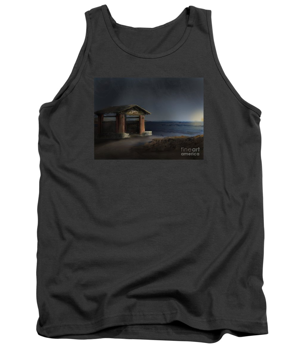 Day Tank Top featuring the photograph It's A New Day by Vivian Martin