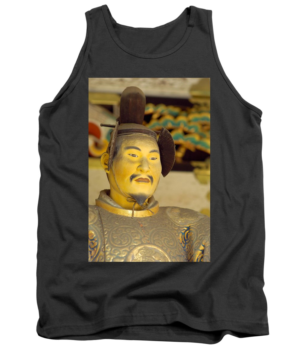 Japan Tank Top featuring the photograph Japanese Warrior by Sebastian Musial