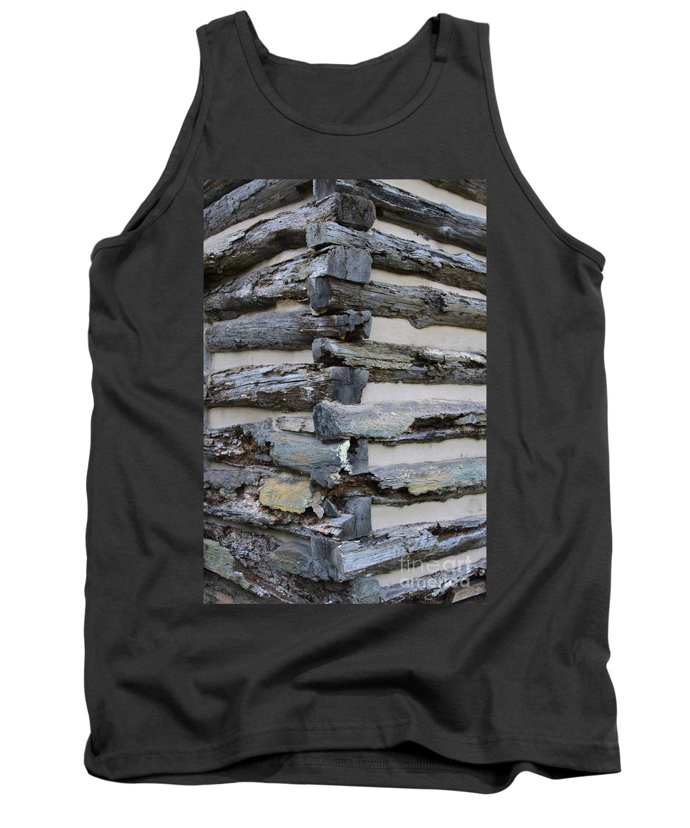 Cabin Tank Top featuring the photograph Jiont-ing by Robert Pearson