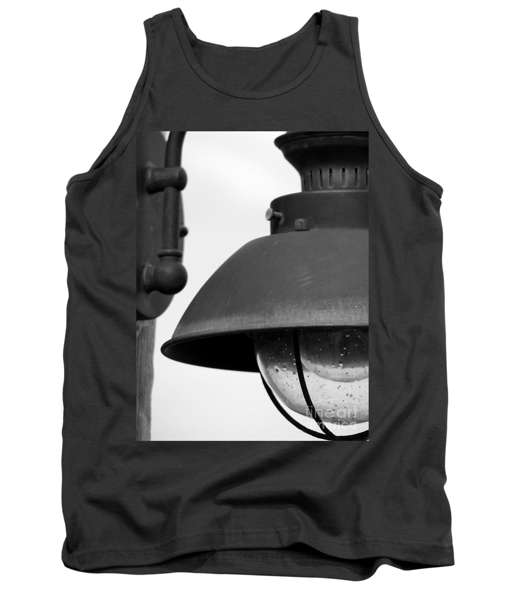 Lamppost Tank Top featuring the photograph Lamp Post by Amanda Barcon
