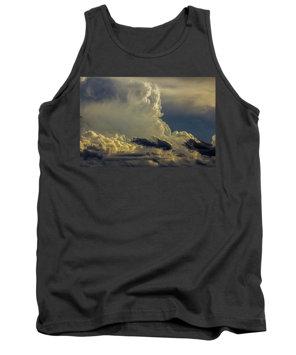 Nebraskasc Tank Top featuring the photograph Last Storm Chase Of 2017 002 by NebraskaSC