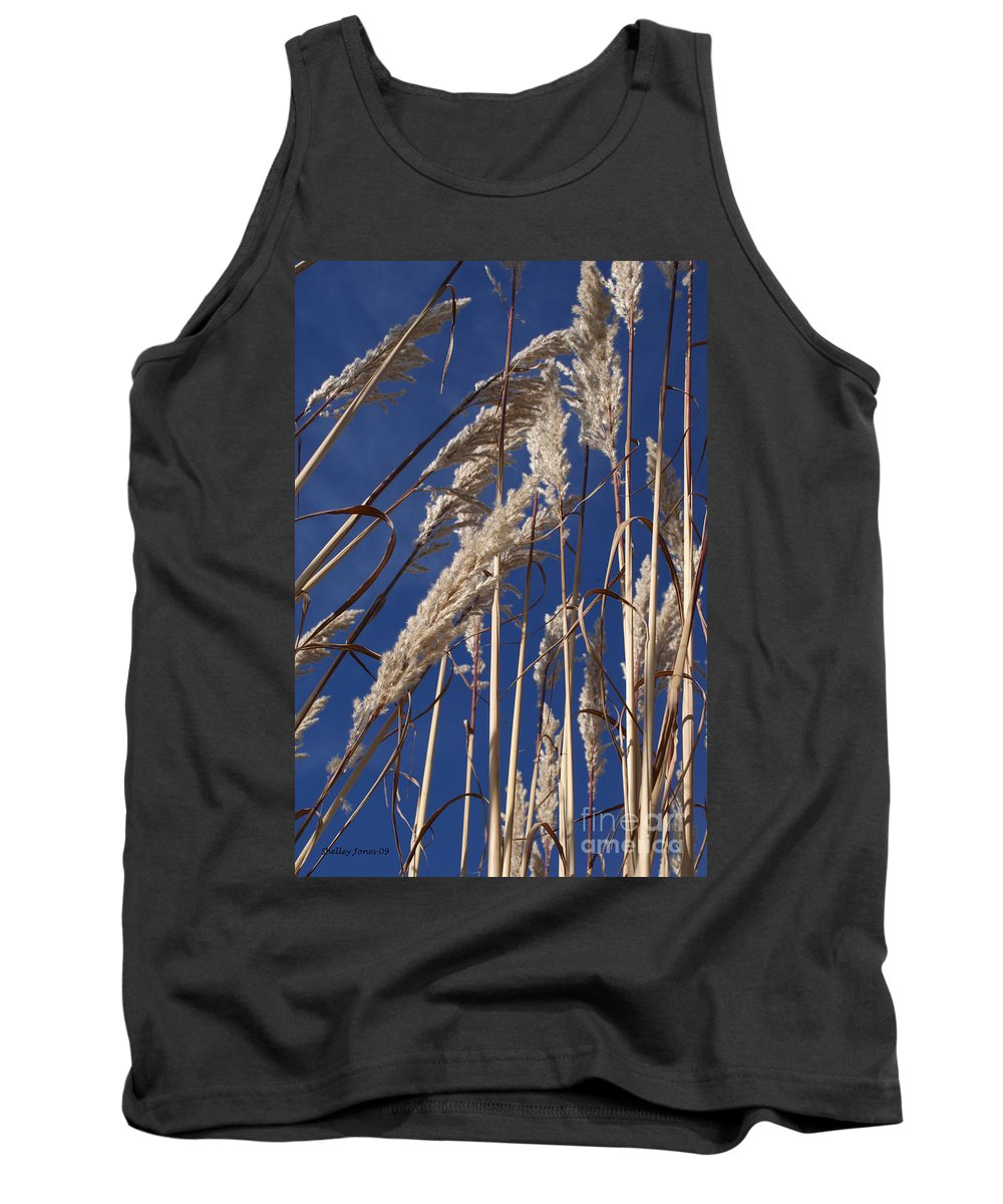 Photography Tank Top featuring the photograph Line And Loop by Shelley Jones