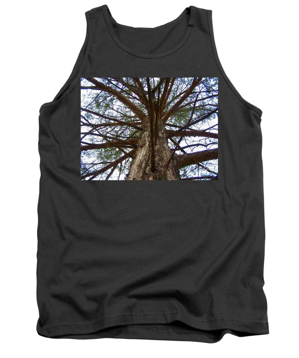 Life Tank Top featuring the photograph Live Spokes by Nadine Rippelmeyer