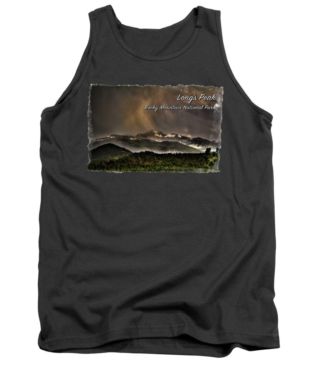 Moraine Lake Photographs Tank Tops