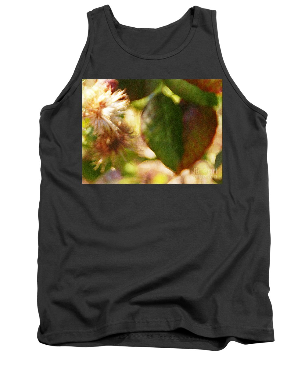 Wildflower Tank Top featuring the photograph Love Notes by Linda Shafer