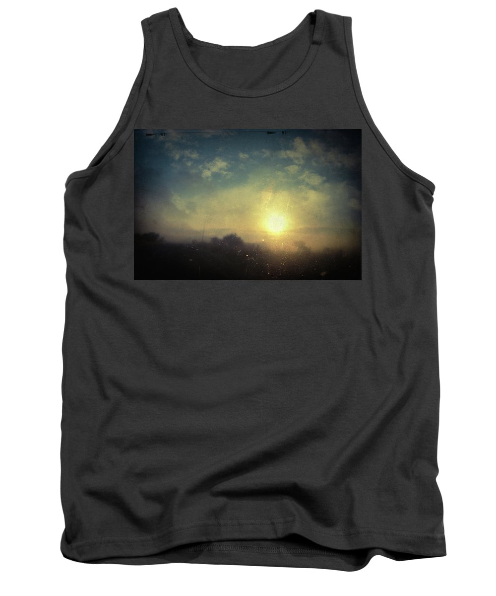 Fog Tank Top featuring the photograph Lovelorn by Zapista