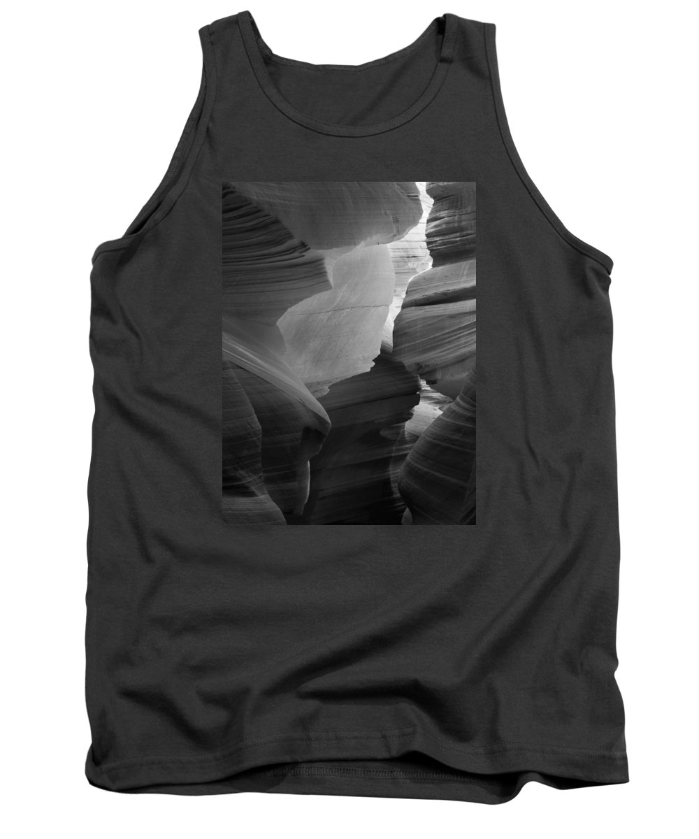 Slot Tank Top featuring the photograph Lower Antelope Canyon 2214 by Bob Neiman