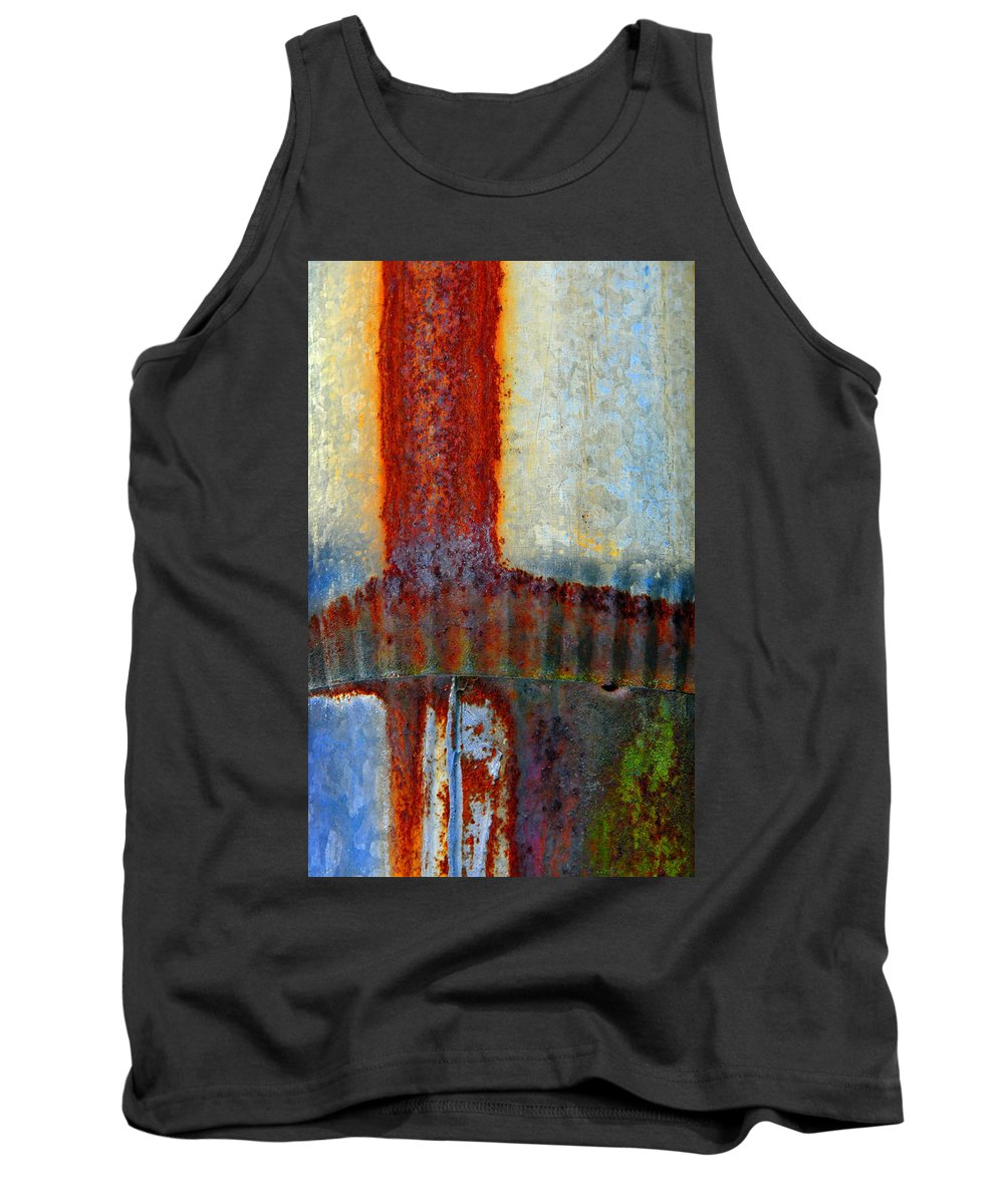 Skip Hunt Tank Top featuring the photograph Magma by Skip Hunt