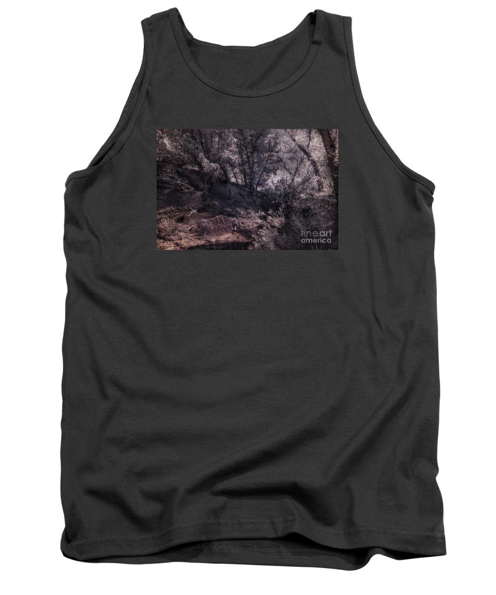 Md His Place Tank Top featuring the digital art Md His Place by William Fields