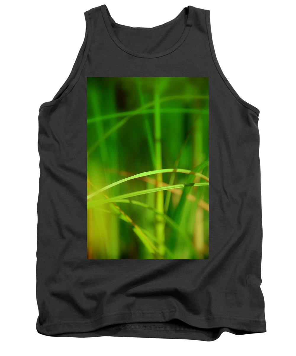 Mikado Tank Top featuring the photograph Mikado by Susanne Van Hulst