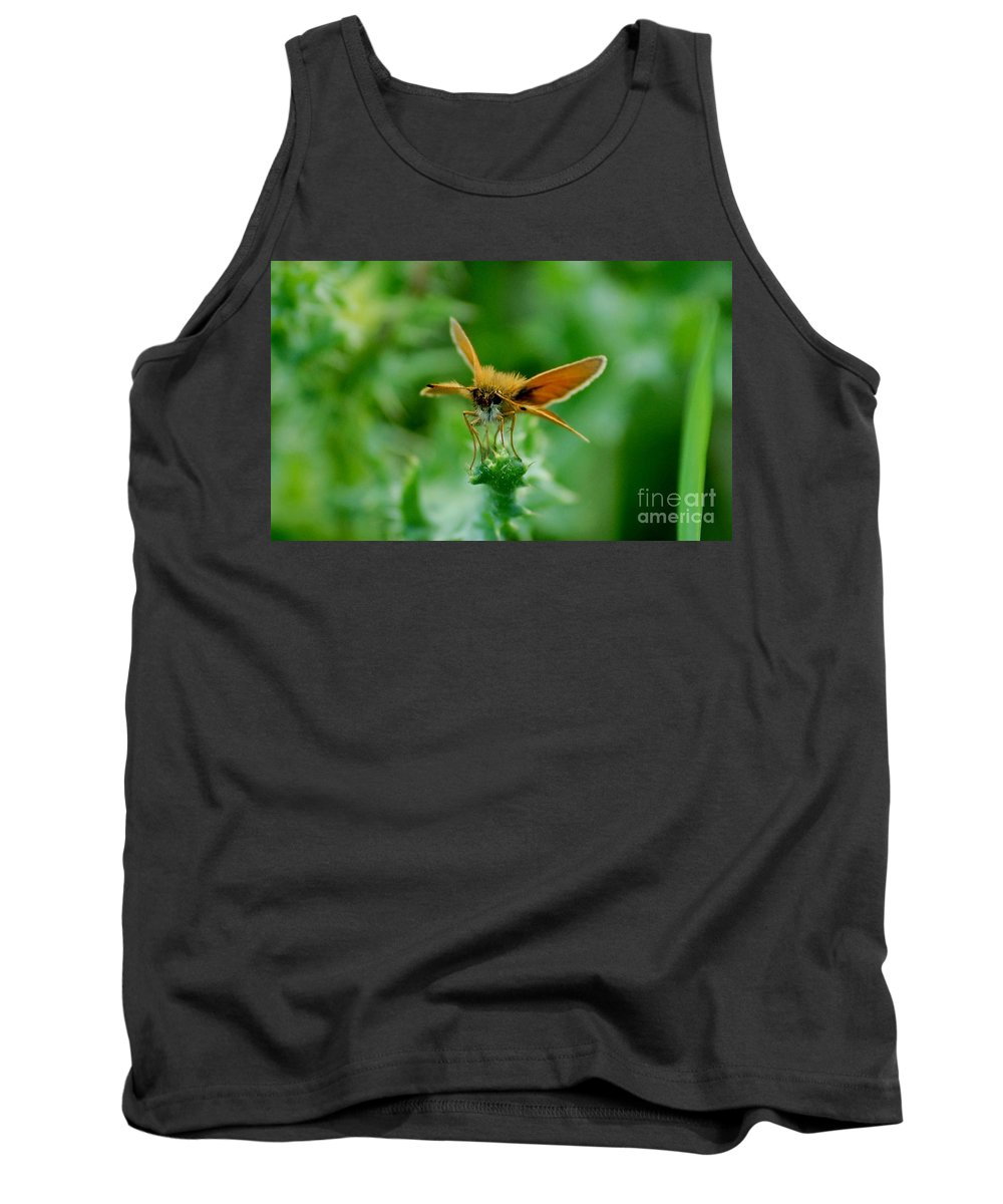 Landscape Tank Top featuring the photograph Mothera by David Lane