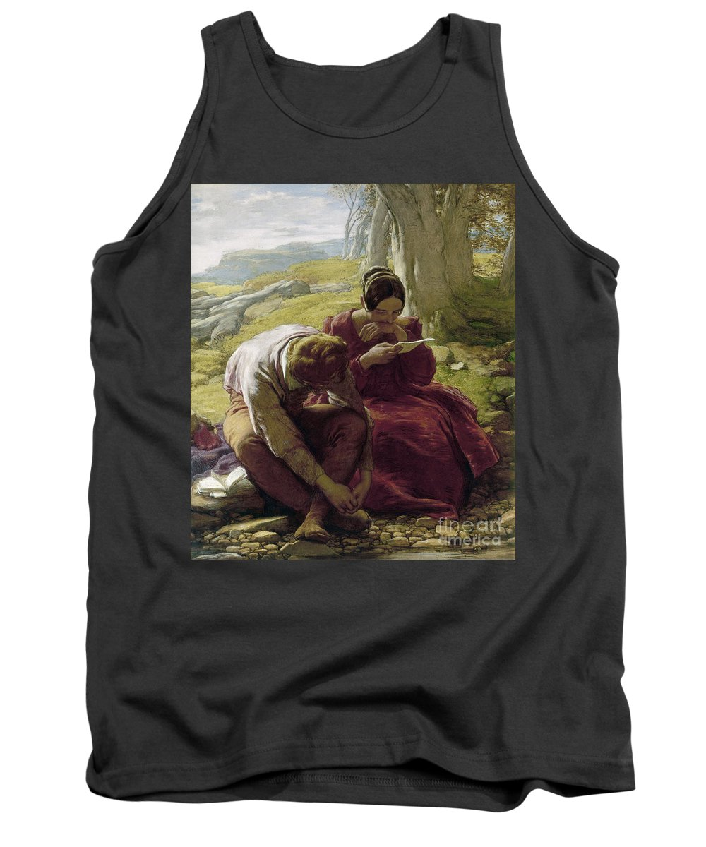1839 Tank Top featuring the photograph Mulready: Sonnet, 1839 by Granger