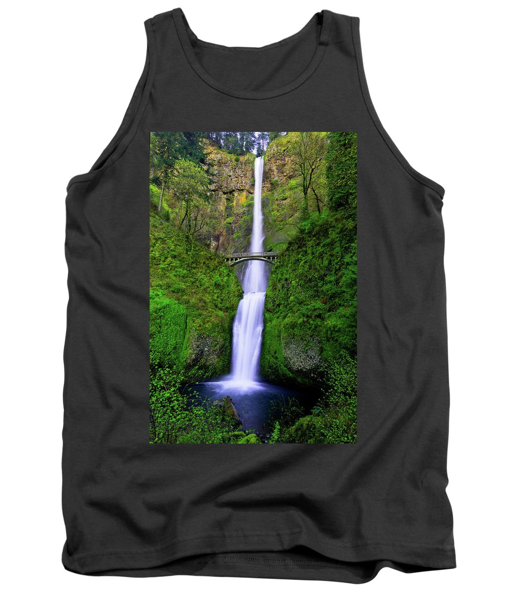 Fairy Pools Photographs Tank Tops